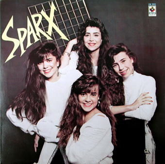 Sparx - Si Ya No Hay Amor (1990) (Version CD)