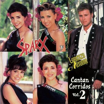 Sparx - Cantan Corridos Vol.2 (1999)