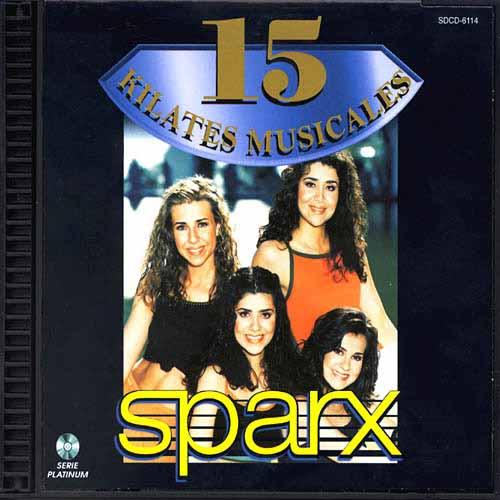 Sparx - 15 Kilates Musicales (2001)
