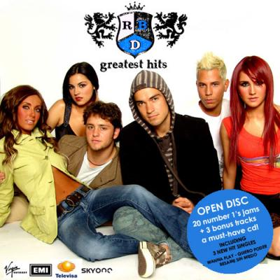 RBD - Greatest Hits (2007)