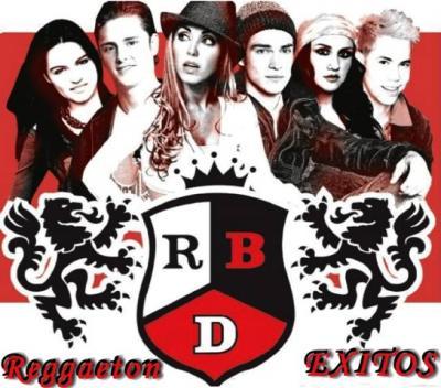 RBD - Reggaeton Exitos (2007) (Exclusico 10.3 FM CR)