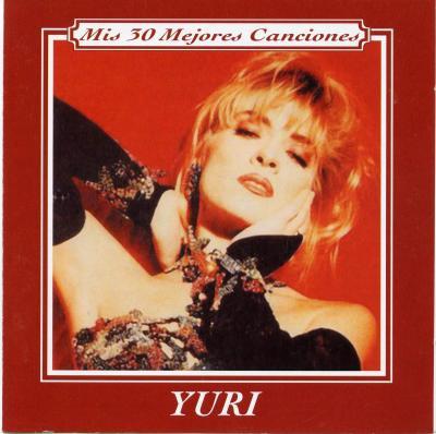 Yuri - Mis 30 Mejores Canciones (2003) CD1
