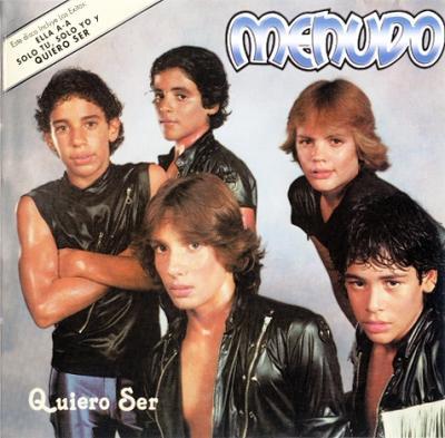 Menudo - Quiero Ser (1981)