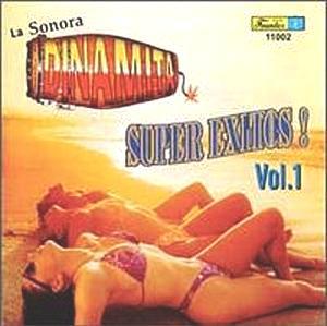 La Sonora Dinamita - 22 Super Exitos Vol.1 (1999)