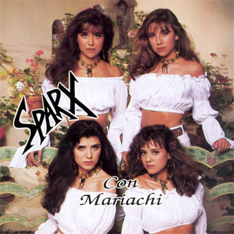 Sparx - Con Mariachi (1994)