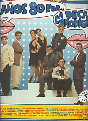 La Decada Prodigiosa - Los Años 80's (1985) 01