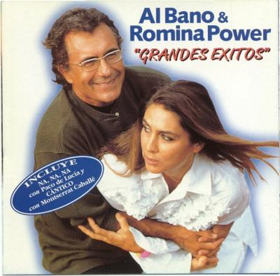 AL Bano & Romina Power - Grandes Exitos (1997) 2CD's