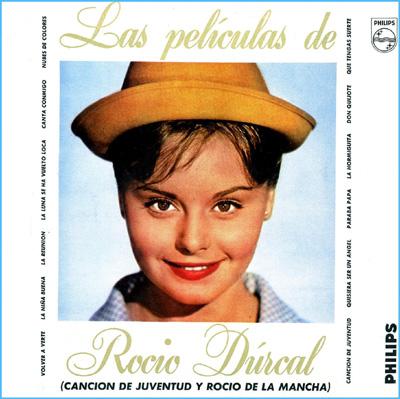 Rocío Dúrcal - Las Películas De Rocío Dúrcal (1962)
