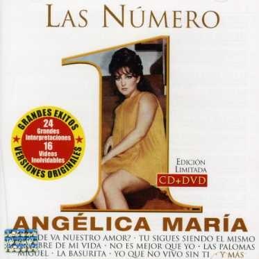 Angelica Maria - Las Numero 1 (2007)