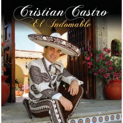 Cristian Castro - El Indomable  (Edicion Lujo) (2007)