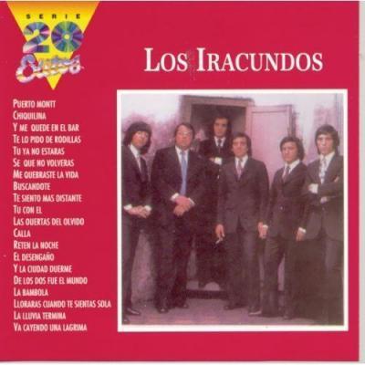 Los Iracundos - Serie 20 Exitos (1996)