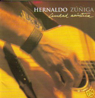 Hernaldo Zuñiga - Ciudad Acústica (2002)