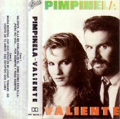 Pimpinela - Valiente (1987)