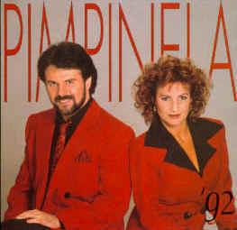 Pimpinela - Pimpinela 92' (1992)