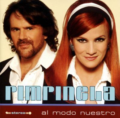 Pimpinela - Al Modo Nuestro (2003)