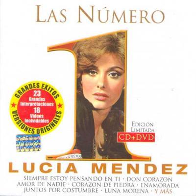 Lucía Mendez - Las Numero 1 (2007)
