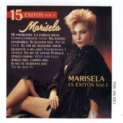 Marisela - 15 Exitos Vol.1 (1989)