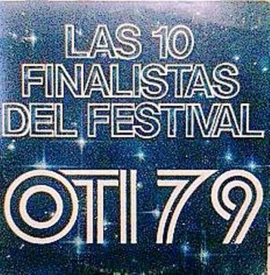 Festival OTI 1979 (Mexico)