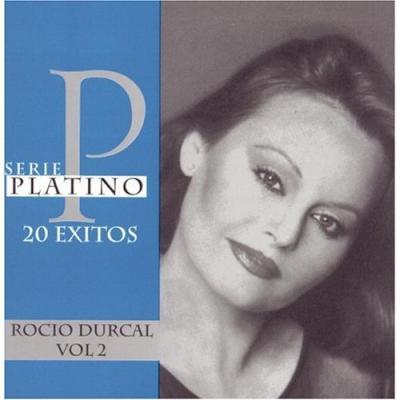 Rocío Dúrcal - Serie Platino 20 Éxitos (Vol. 2) (1997)