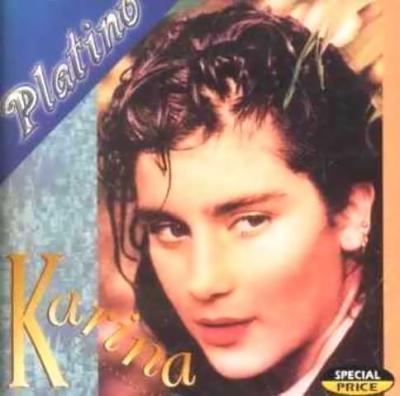 Karina - Platino (2001)
