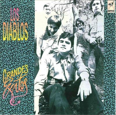 Los Diablos - Grandes Exitos (1990)