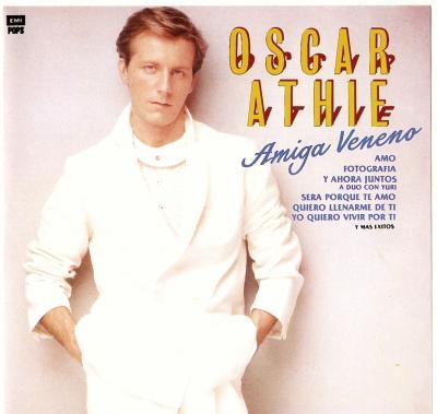 Oscar Athie - Amiga Veneno (1996)