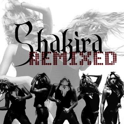 Shakira - Remixes (2006)