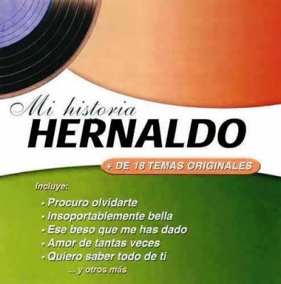 Hernaldo Zuñiga - Mi Historia (2002)