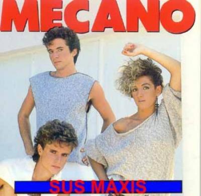 Mecano - Sus Maxis