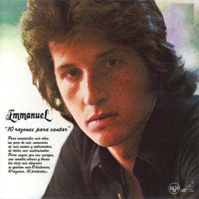 Emmanuel - 10 Razones Para Cantar (1976)