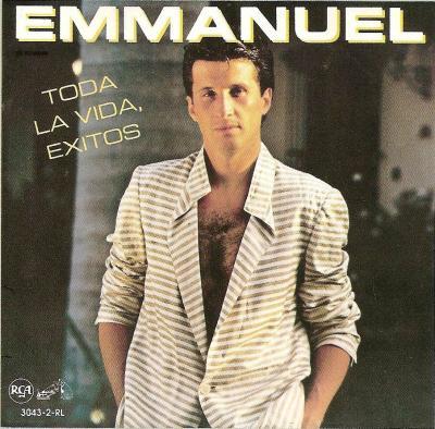 Emmanuel - Toda La Vida Exitos (1990)