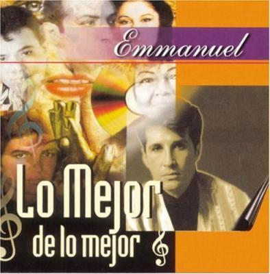 Emmanuel - Lo Mejor De Lo Mejor (1999) 2CD's