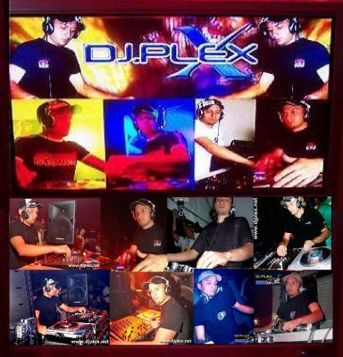 DJ Plex - 10 Años De Mesclas (2008)