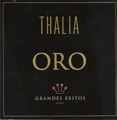 Thalia - Oro Grandes Exitos (2002)
