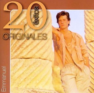 Emmanuel - 20 Exitos Originales (2007)