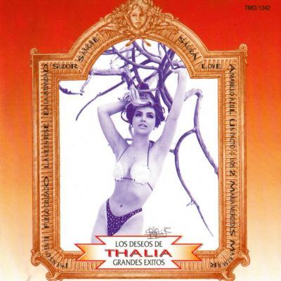 Thalia - Los Deseos De Thalia (Grandes Exitos) (1994)