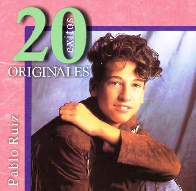 Pablo Ruiz - 20 Exitos Originales (2008)