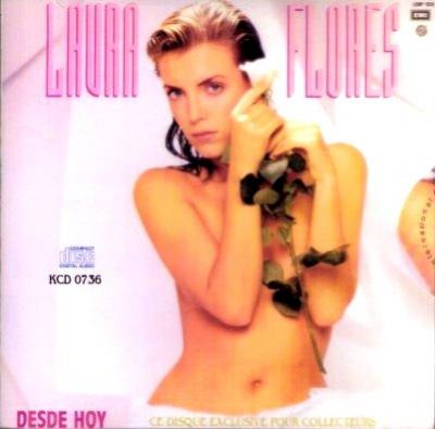 Laura Flores - Desde Hoy (1989)