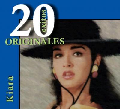 Kiara - 20 Exitos Orginales (2008)