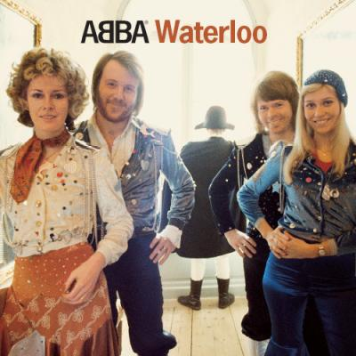 ABBA - Waterloo (1974)