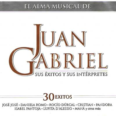 Juan Gabriel - Sus Exitos Y Sus Interpretes (2000) 2CD's