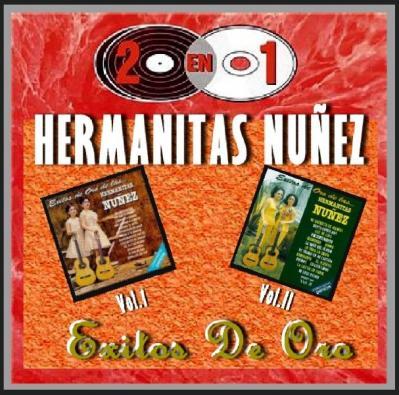 Las Hermanitas Nuñez - Exitos De Oro 2 En 1 (2001) 2CD's