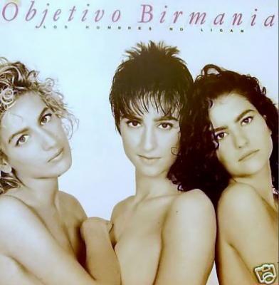 Objetivo Birmania - Los Hombres No Ligan (1991)