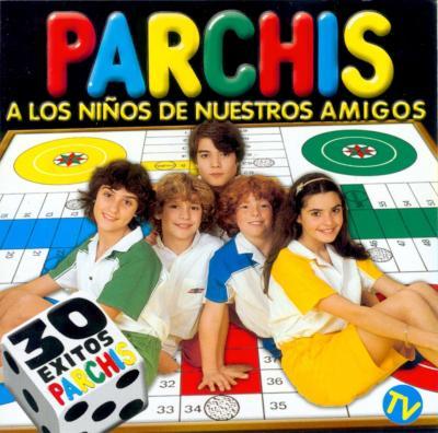 Parchis - A Los Niños De Nuestros Amigos (2000) 2CD's