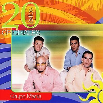 Grupo Mania - 20 Exitos Originales (2006) 2CD's