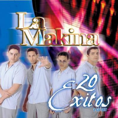 La Makina - 20 Exitos (2002) 2CD's