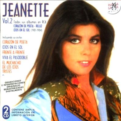 Jeanette - Todos Sus Albumes En RCA Vol. 2 (1981-1984) (2003) 2CD's