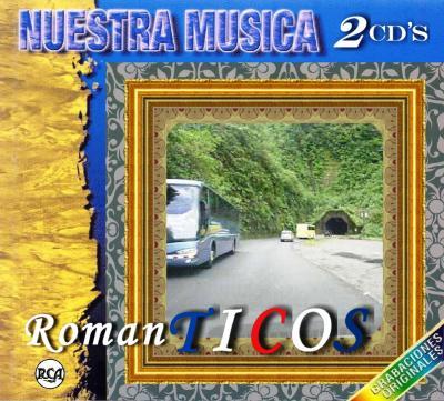 Nuestra Musica - RomanTICAS (2008) 2CD's