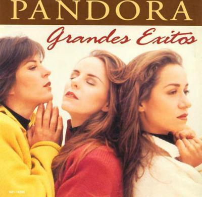 Pandora - Grandes Exitos (1995)