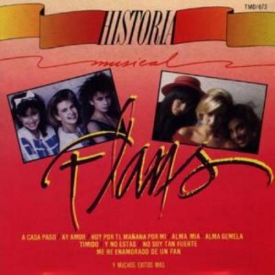 Flans - La Historia Musical De Flans (1991) (De Coleccion)